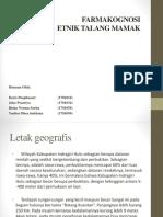 Talang Maamak Edit