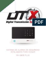 Manual Del Usuario RAG90B