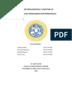 Resume Pengauditan II Bab 20