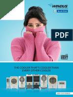 Air Cooler Brochure