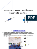 Elementospasivosyactivosenuncircuitoelctrico 140515233200 Phpapp01 2