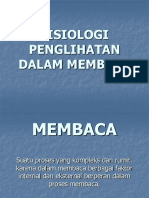 Fisiologi Penglihatan Dalam Membaca