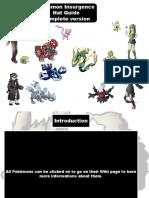 Edoc.site Pokemon Insurgence Complete Hat Guidepdf