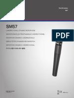 Sm57 User Guide