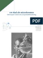 Lezing Paul de Graaf - Eetbaar Rotterdam