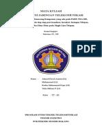 Laporan tentang PABX TDA 100