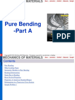 3 Pure Bending Part A
