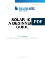 Solar101 Residential March 19