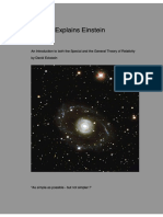 Epstein explanation of special and general relativity