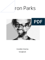 Aaron Parks - Invisible Cinema Songbook