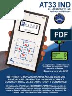 Comprobador de Circuitos de Motores Electricos All Test Pro 33 Ind PDF 14 Mb