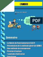 Amdec Site