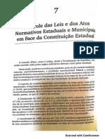 Controle de Constitucionalidade Das Leis Municipais