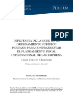 BENITEZ. Influencia de la OCDE en el ordenamiento jurídico peruano 2017.pdf
