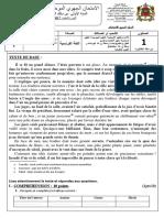 Régional francais SM