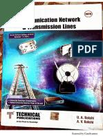 Communication network & transmission lines