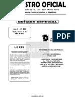 A.M. 0341-2019 (Instructivo de Aplicacion de La Historia Clinica Ocupacional)