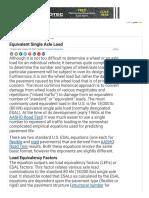 Equivalent Single Axle Load _ Pavement Interactive