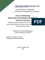Proyecto 17-05 - Envío 5
