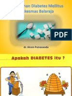 Penyuluhan Diabetes Alrein