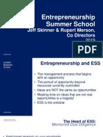 ESS Information Slides 2019