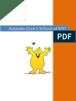 wake up to what really matters - amanda core joy school