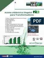 ACEITE ECOLÓGICO FR3