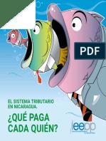 IEEPP 2016 El Sistema Tributario en Nicaragua. Qué Paga Cada Quién