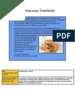charlotte ward -  lvl 3 media studies - writing your treatment