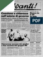 1984 16 OTTOBRE MASINO BUSCETTA AVANTI MAFIA