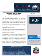 DCPU - CID Newsletter - May 2019
