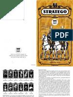 Manual Stratego edición Jumbo