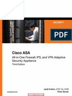 Cisco ASA All-In-One Next-Generation Firewall, IPS, And VPN Services, 3rd Edition