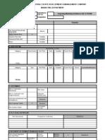 Report Format - Marketing