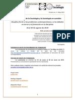 Xiii Jornadas de Sociología Circular Nro4