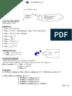 FórmulasAnálisisMatemático1