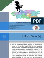 Elementos de Un Proyecto de Investigación