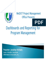 Webinar 14 Dashboards Reporting Pm