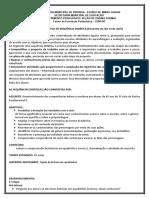 Sequc3aancia Didatica de Lc3adngua Inglesa Histc3b3ria Em Quadrinhos