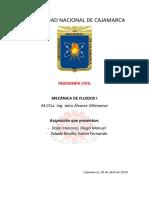 2° TRABAJO DE FLUIDOS  (Recuperado automáticamente)