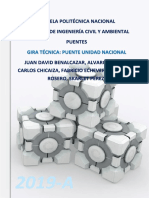 Informe Gira Unidad Nacional
