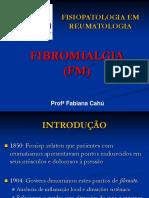 1- Fibromialgia - Capsulite Adesiva