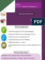 Presentaciones de Psi Educativa