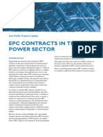 EPC in Power Sector