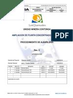 V&J SGC GAC PR 94_Proced. de Albañileria