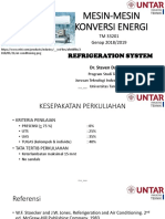 Refrigrator Sistem