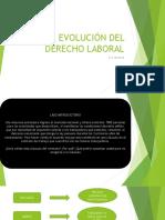 Evolución Del Derecho Laboral (1)