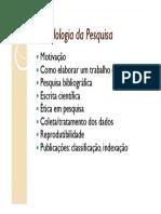 Metodologia Da Pesquisa Aula9 1de5