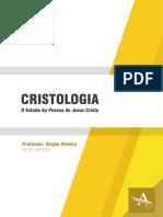 Cristologia Sergio Pereira Apostila Medio