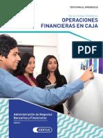 Operaciones Financieras en Caja